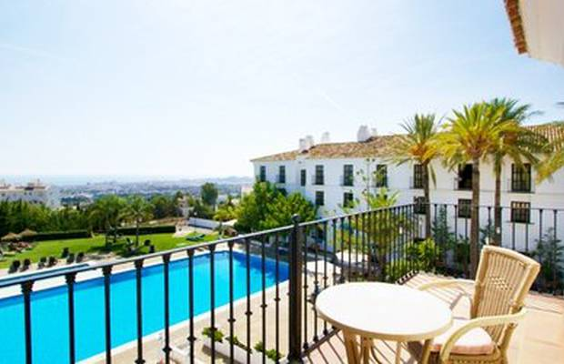 Stay longer! hotel ilunion mijas